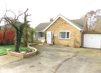 Thumbnail 2 bed bungalow for sale in Orchard Road, St. Marys Bay, Romney Marsh, Kent