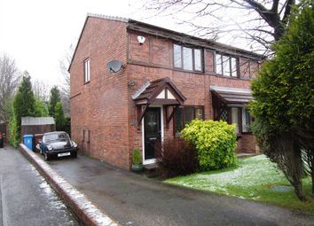 Thumbnail 2 bed semi-detached house for sale in Crossfield Close, Shaw, Oldham