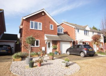 Thumbnail 4 bed detached house for sale in Seathrift Close, Lee-On-The-Solent