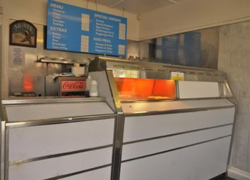 Thumbnail Restaurant/cafe for sale in Fish & Chips BD2, West Yorkshire