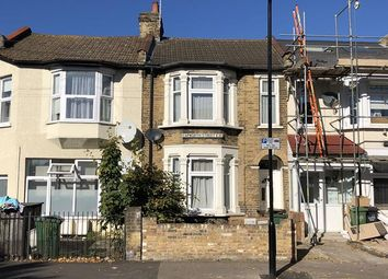 Thumbnail 3 bed terraced house for sale in 196 Capworth Street, London