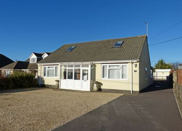 Thumbnail 4 bed detached bungalow for sale in Larkhill Road, Durrington, Salisbury