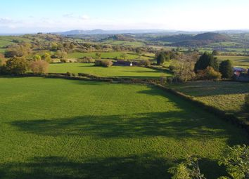 Thumbnail Land for sale in Llanfechain