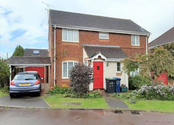 Thumbnail 3 bed detached house to rent in Cloverfields, Gillingham