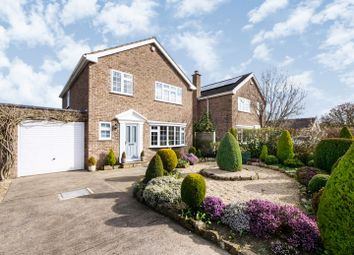 Thumbnail 3 bed detached house for sale in Swarthdale, Haxby, York
