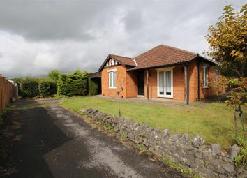 Thumbnail 1 bed detached bungalow for sale in The Hayes, Cheddar