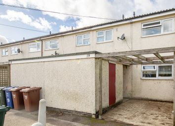 Thumbnail 3 bed terraced house for sale in Sycamore Road, Ambrosden, Bicester
