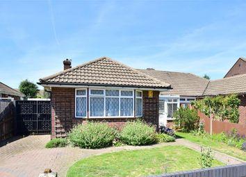 Thumbnail 2 bed semi-detached bungalow for sale in Tredegar Road, Dartford, Kent