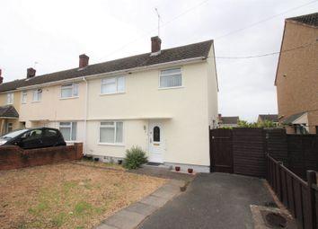 Thumbnail End terrace house for sale in Drake Crescent, Kidderminster
