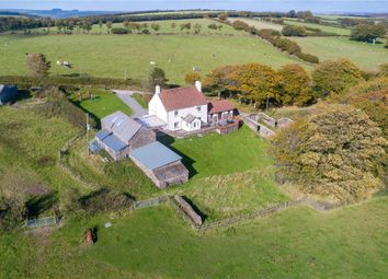 Thumbnail Equestrian property for sale in Litton Farm, Sandyway, South Molton, Devon