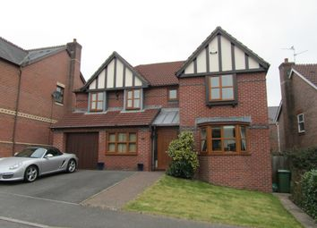 Thumbnail 5 bedroom detached house to rent in Llwyn-Y-Grant Road, Penylan, Cardiff