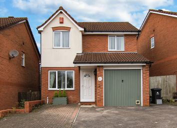 Thumbnail 3 bed detached house for sale in Nodens Way, Lydney, Gloucestershire