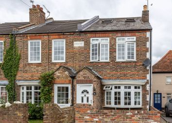 Thumbnail 4 bed end terrace house for sale in St. Lukes Road, Old Windsor, Windsor