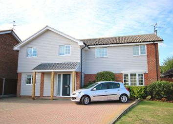 Thumbnail 5 bed detached house for sale in Hunt Way, Kirby Cross, Frinton-On-Sea