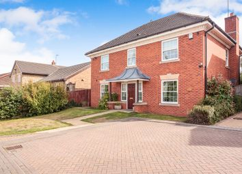 Thumbnail 4 bed detached house for sale in Ash Tree Fold, Darrington, Pontefract