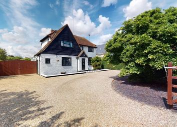 Thumbnail 4 bed detached house for sale in High Street North, West Mersea, Colchester