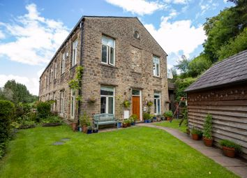 Thumbnail 3 bed town house for sale in 12 Firth House Meadows, Stainland Dean