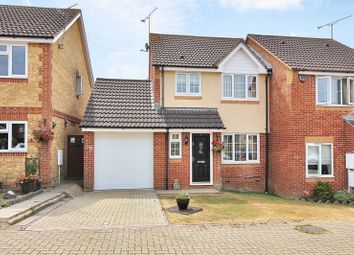 Thumbnail 3 bed semi-detached house for sale in Chapman Road, Maidenbower, Crawley, West Sussex