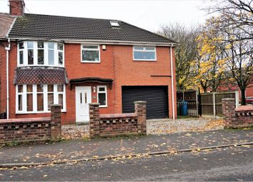 Thumbnail 4 bedroom semi-detached house for sale in Lily Lane, Manchester