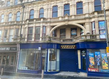 Office to let in High Street, Newport NP20