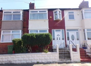 3 bed terraced house for sale in Rossall Road, Liverpool, Merseyside, England L13