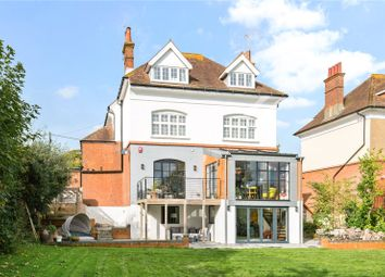 Thumbnail 6 bed detached house for sale in Goring Road, Steyning, West Sussex