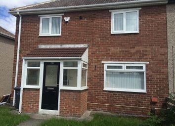 Thumbnail 2 bed terraced house for sale in Hexham Avenue, Hebburn