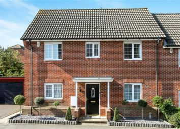 Thumbnail 4 bed semi-detached house for sale in Borden Way, North Baddesley, Southampton