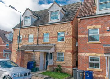 Thumbnail 3 bed semi-detached house for sale in Vulcan Mews, Doncaster, South Yorkshire