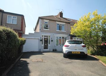 Thumbnail 3 bed semi-detached house for sale in Station Road, Norton, Stockton-On-Tees