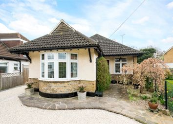 Thumbnail 3 bed detached bungalow for sale in Burcott Gardens, Addlestone, Surrey