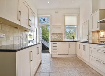 Thumbnail 3 bed flat to rent in Woodchurch Road, South Hampstead, London