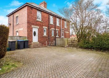 Thumbnail 3 bed semi-detached house for sale in Caribees, Consett