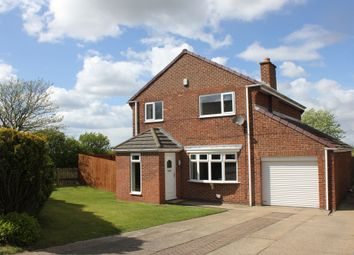 Thumbnail 5 bedroom detached house for sale in Hallfield Drive, Easington, Peterlee