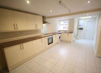 Thumbnail 4 bed terraced house to rent in Cecilia Road, Leicester