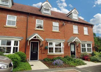 Thumbnail 3 bed property for sale in Willowbrook Way, Rearsby, Leicester