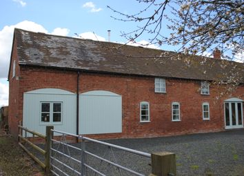 Thumbnail 1 bed cottage to rent in Adeney, Newport, Shropshire