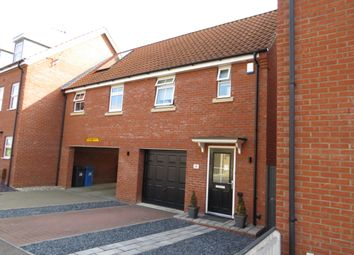 Thumbnail 2 bed maisonette to rent in Buttermere Way, Carlton Colville, Lowestoft