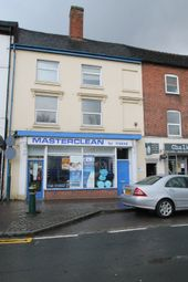 Thumbnail 2 bed flat to rent in Long Street, Atherstone, Warwickshire