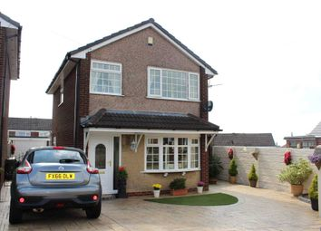 Thumbnail 3 bedroom detached house for sale in Whitehorse Close, Horwich, Bolton