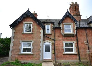 Thumbnail 3 bed semi-detached house to rent in Old Station Road, Newmarket