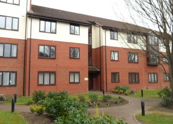 Thumbnail 1 bed flat to rent in Romana Court, Sidney Road, Staines, Surrey