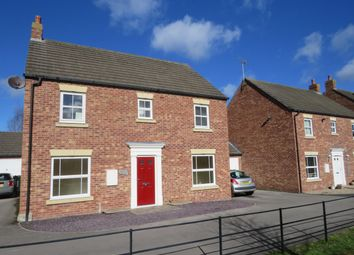 Thumbnail 4 bedroom detached house to rent in Sandwath Drive, Church Fenton, Tadcaster