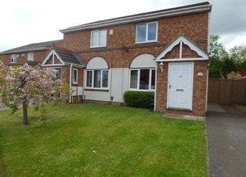 Thumbnail 2 bedroom semi-detached house to rent in Talisman Close, Eaglescliffe, Stockton-On-Tees