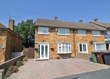 Thumbnail 3 bed terraced house for sale in Berwick Road, Borehamwood