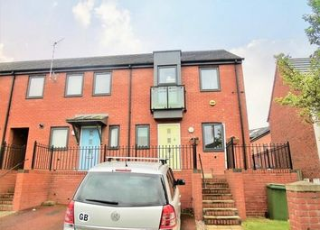 Thumbnail 2 bedroom town house for sale in Fifth Avenue, Wolverhampton