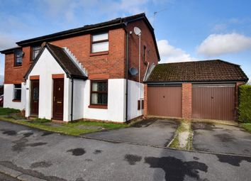 Thumbnail 2 bed semi-detached house for sale in Llyswen, Penpedairheol, Hengoed, Mid Glamorgan