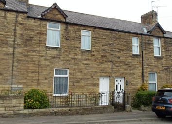 Thumbnail 2 bed terraced house for sale in Albert Street, Amble, Morpeth