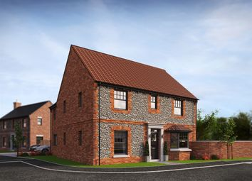 Thumbnail 4 bedroom detached house for sale in Mundesley Beck, Mundesley, Norwich