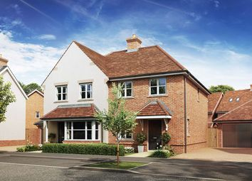 Thumbnail 3 Bed Semi Detached House For Sale In The Redwing Oakham Park